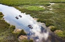 Thêm nhiều khu vực được công nhận vùng đất ngập nước Ramsar