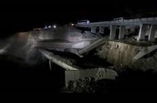 Jordan: Tai nạn giao thông do lũ quét làm hơn 40 người thương vong
