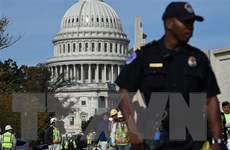 Mỹ: Tòa nhà gần đồi Capitol phải sơ tán do sự cố chập điện