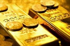 Giá vàng thế giới đi xuống trong bối cảnh đồng USD mạnh lên