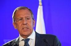Ngoại trưởng Nga nêu điều kiện rời khỏi Hội đồng châu Âu