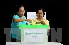 Đảng cầm quyền Myanmar giành chiến thắng ở bầu cử quốc hội bổ sung