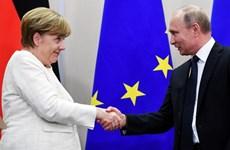 Đức khẳng định tầm quan trọng của việc đối thoại với Nga