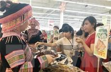 Khai mạc Tuần lễ đặc sản Tây Bắc tại Thành phố Hồ Chí Minh