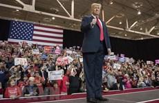 Mỹ - Chiến dịch tái tranh cử năm 2020 của đảng Cộng hòa bắt đầu