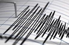 Động đất mạnh 6,2 độ làm rung chuyển eo biển Đài Loan