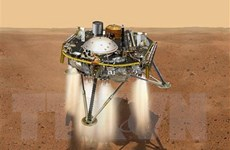 Tàu thăm dò NASA đáp an toàn xuống bề mặt hành tinh sao Hỏa