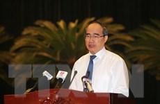 Bí thư Thành ủy TP.HCM: Năm 2019 quan tâm giải quyết bức xúc của dân