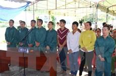 Bình Thuận: Xét xử vụ gây rối trật tự công cộng ở huyện Bắc Bình