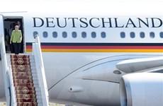 Đức không tin có hành vi tội phạm trong sự cố máy bay chở thủ tướng