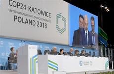 LHQ khẳng định mục tiêu hàng đầu là kiềm chế biến đổi khí hậu