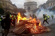 Mỹ: Pháp ngừng tăng thuế cho thấy thỏa thuận Paris không hoàn thiện