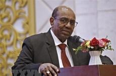 Tổng thống Sudan Omar Bashir bắt đầu chuyến thăm chính thức Syria