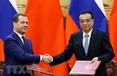 Trung Quốc, Nga và sự hình thành 'Đồng minh phương Đông'