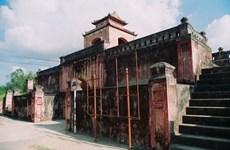 Trùng tu, phát huy giá trị di sản văn hóa của Thành cổ Diên Khánh