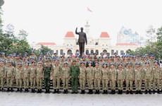 Bệnh viện dã chiến cấp 2: Dấu ấn về giữ gìn hòa bình của Việt Nam