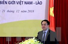 Các tỉnh biên giới Việt-Lào trao đổi kinh nghiệm công tác tôn giáo
