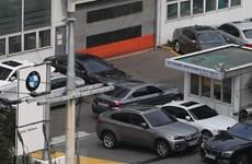 Hàn Quốc phạt hãng BMW 11,2 tỷ won do sự cố cháy máy xe