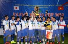 Nhật Bản: FC Tokai vô địch Giải bóng đá Việt Nam tại khu vực Kanto