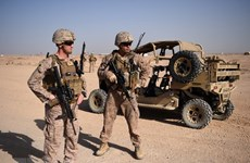 Quân đội Mỹ thiết lập hai căn cứ quân sự mới ở miền Tây Iraq
