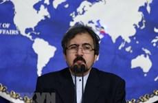 Bộ Ngoại giao Iran: Châu Âu là con tin của nền kinh tế Mỹ