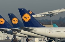 Đức: Các hãng hàng không hủy chuyến do đình công ở sân bay Berlin
