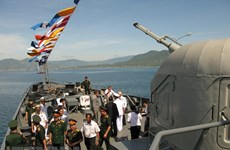 Dự báo về cuộc tập trận hải quân đa phương ASEAN lần thứ hai