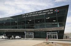 Israel khánh thành sân bay quốc tế mới Ramon gần Biển Đỏ