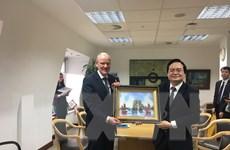 Anh và Việt Nam tăng cường hợp tác về giáo dục đại học