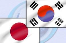 Nhật Bản-Hàn Quốc tìm cách giải quyết các tranh cãi gần đây