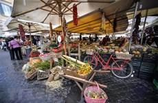 """Nền kinh tế Italy rơi vào tình trạng """"suy thoái kỹ thuật"""""""