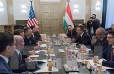Hungary nhấn mạnh lập trường về quan hệ với Trung Quốc, Nga