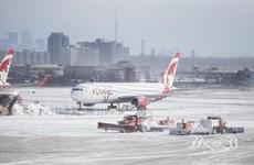 Canada và Nga phải trải qua một mùa Đông khắc nghiệt