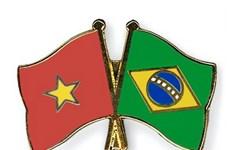 Brazil sẽ cùng Việt Nam nỗ lực thắt chặt hơn nữa quan hệ song phương
