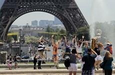 Pháp: Vùng thủ đô Paris bội thu về du lịch trong năm 2018