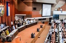 Công dân Cuba ở nước ngoài bỏ phiếu trưng cầu cho Hiến pháp mới