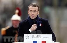 Đôi nét về bài diễn văn 'thức tỉnh' của Tổng thống Pháp