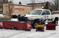 Thanh niên Mỹ kiếm bộn tiền nhờ dọn tuyết tại Seattle