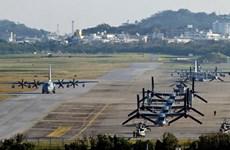 Nhật Bản không đổi kế hoạch di chuyển căn cứ quân sự Mỹ ở Okinawa