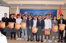 Giải bóng đá kết nối doanh nghiệp Việt Nam tại Nhật Bản