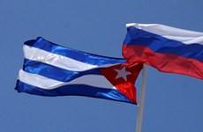 Giới chức cấp cao Cuba và Nga cam kết thúc đẩy hợp tác