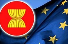 ASEAN-EU tích cực thúc đẩy quan hệ hợp tác giữa hai khối