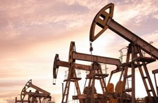 Giá dầu thế giới tăng hơn 1 USD do dự trữ dầu thô Mỹ giảm mạnh