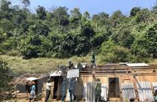 Bộ đội Biên phòng chung tay đưa vùng biên Lóng Sập phát triển