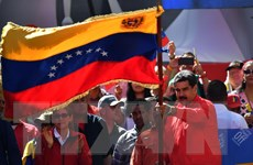 Tổng thống Venezuela phản đối sắc lệnh trừng phạt của Mỹ