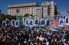 Các giáo viên Argentina đình công yêu cầu chính phủ tăng lương