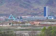 Mỹ không cân nhắc miễn trừ trừng phạt với các dự án liên Triều