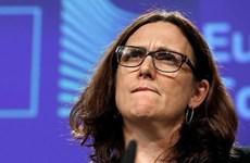 EU cảnh báo Mỹ có thể phá vỡ hệ thống thương mại toàn cầu