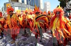 Tưng bừng lễ hội truyền thống Carnival ở Cộng hòa Cyprus