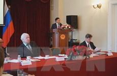 Diễn đàn về giảng dạy tiếng Việt và Việt Nam học tại Moskva